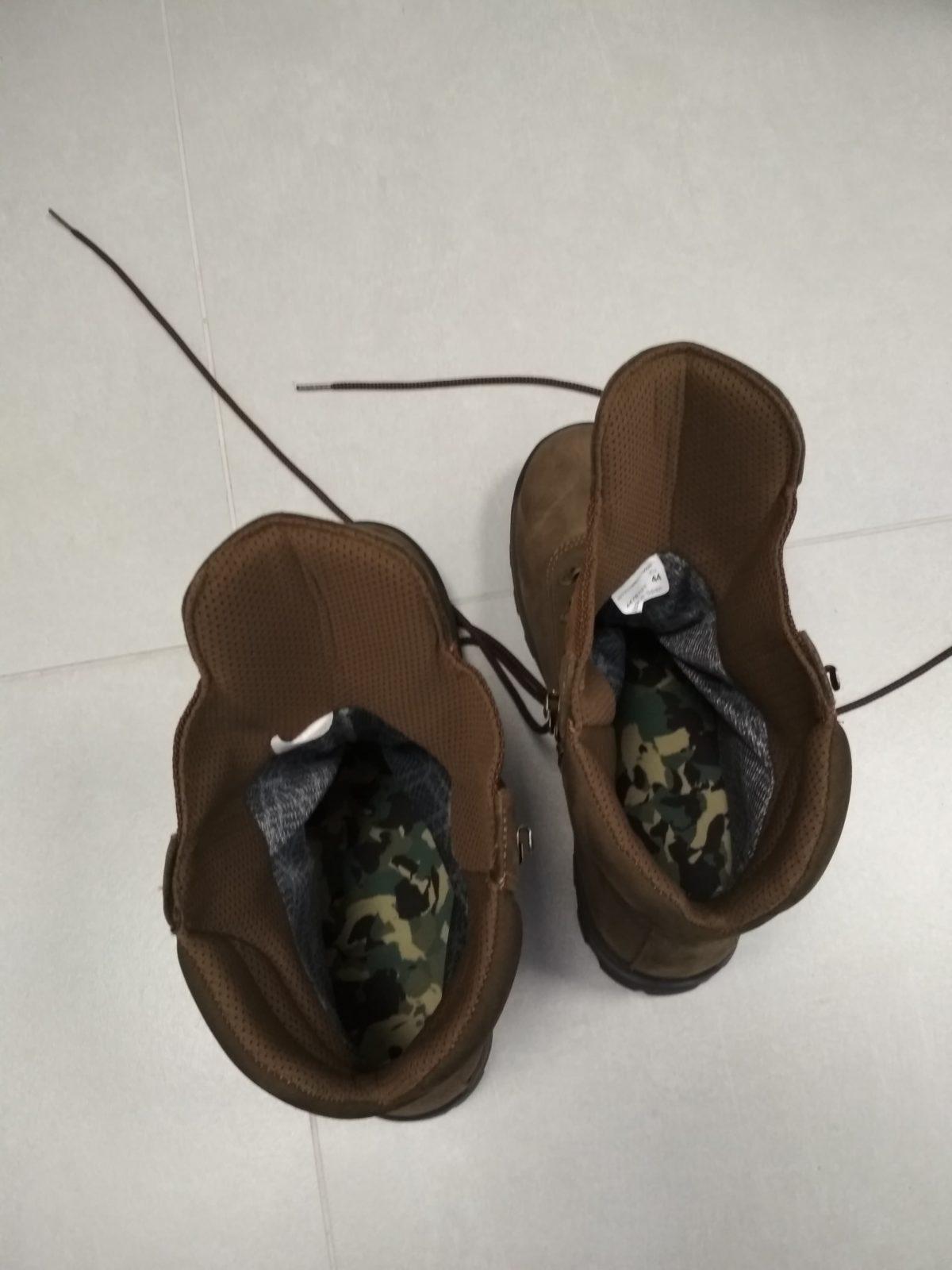 wkładki moro do butów