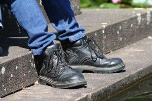 wkładki do butów roboczych