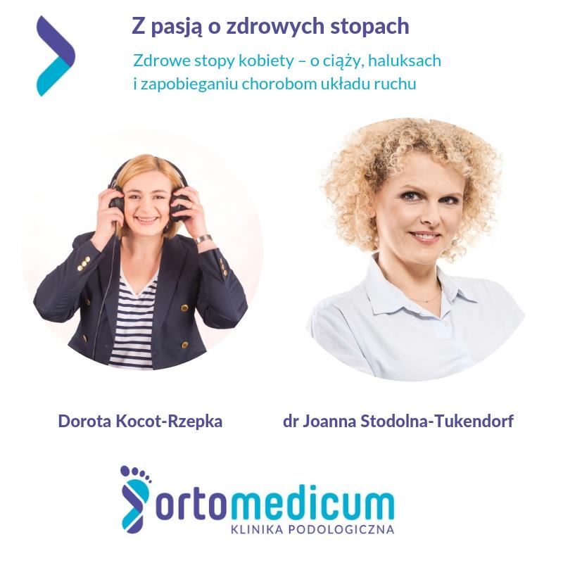 Ortomedicum - klinika podologiczna (ozdrowych stopach)