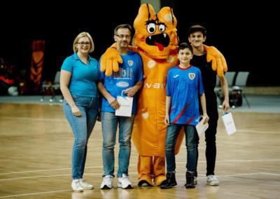 Futsal. Ekstraklasa. Piast Gliwice - AZS US Katowice. 16.03.2019