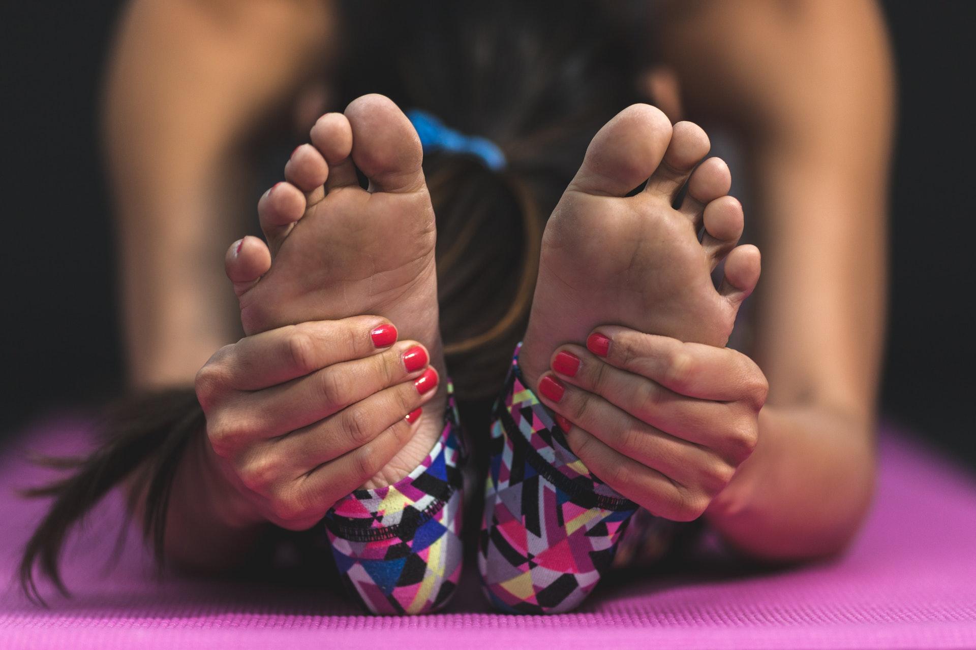 stopy - pilates