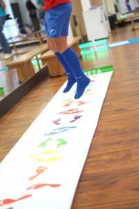 badanie stóp u dzieci