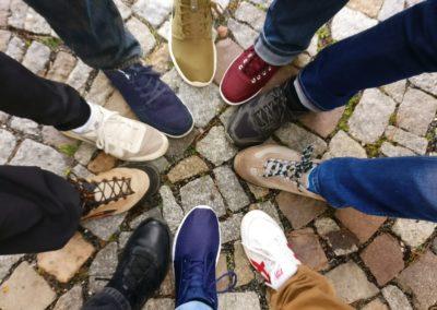 różne rodzaje butów