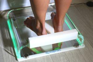 badanie stóp - profilaktyka