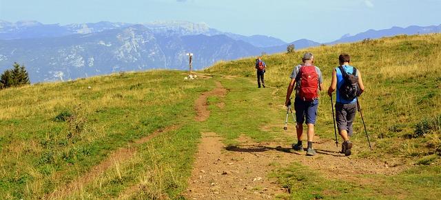 Trekking wgórach