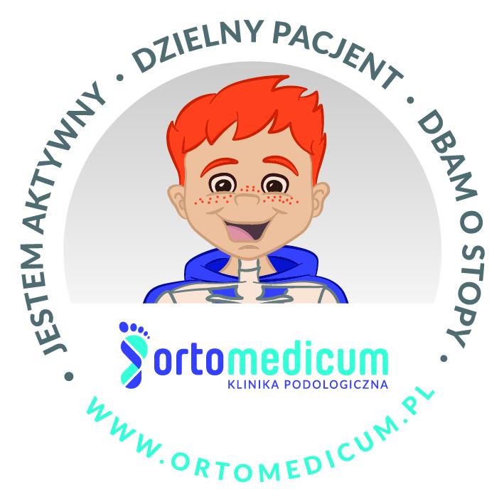 Dzielny pacjent - Ortomedicum