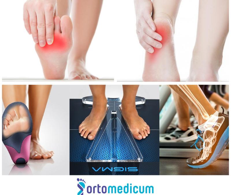 Bóle wprzedniej części stopy, czyli metatarsalgia